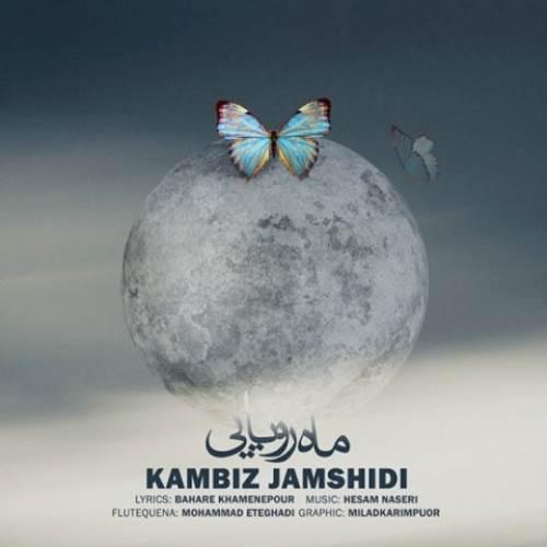 تکست آهنگ کامبیز جمشیدی ماه رویایی